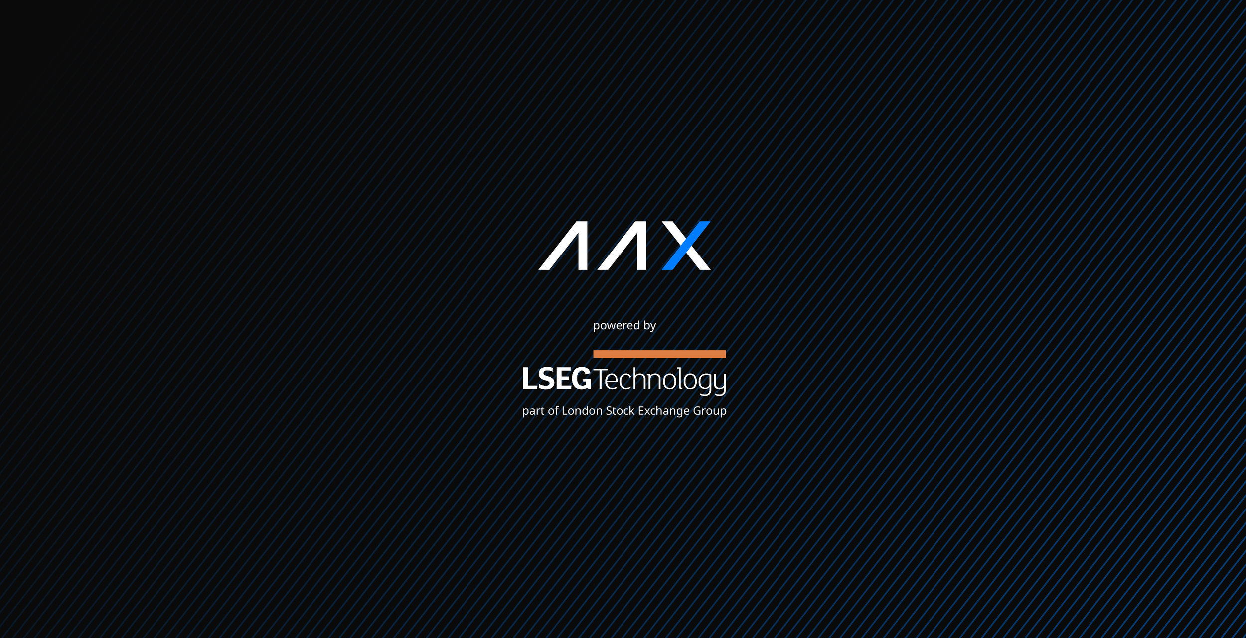 AAX LSEG Technology