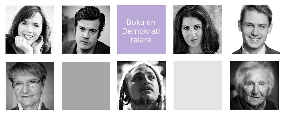 #vimåsteprata.org, boka en demokratitalare, vi måste prata om demokrati, hédi fried initiativtagare till demokratiprojektet vi måsteprata. Sammarbete mellan Studieförbund och folkhögslolor i Sverige.