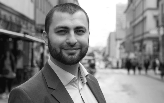 #vimåsteprata – Omar Mustafa