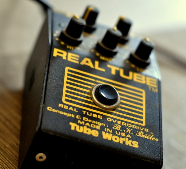 Tube Works Real Tube Overdrive
