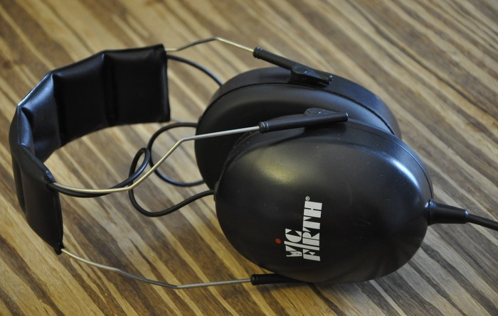 Vic Firth Isolation Headphones