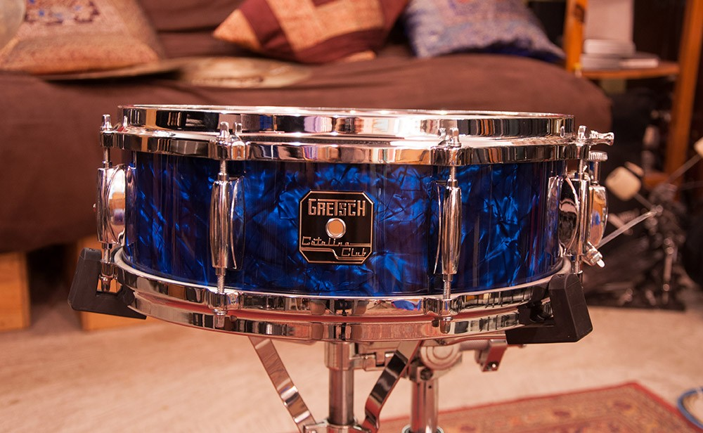 Gretsch 4 1/2 x 14 Catalina Club Wood