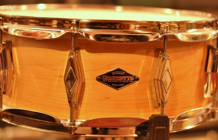 Craviotto 5 1/2 x 14 Solid Maple