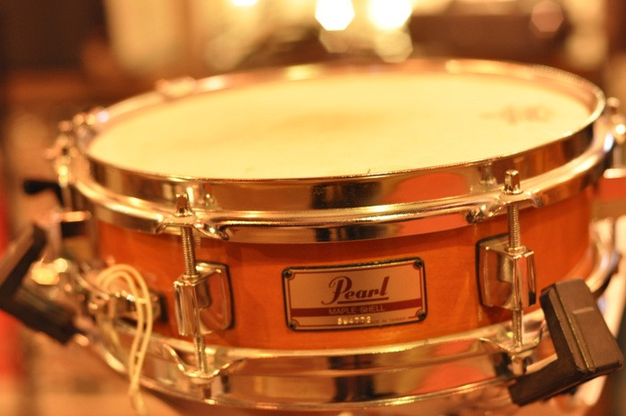 Pearl 4 x 10 Maple Popcorn Piccolo Wood