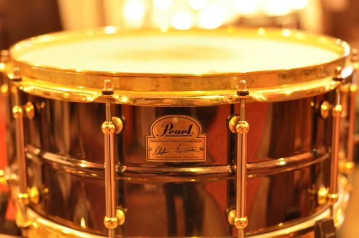 Pearl 6 1/2 x 14 Steve Ferrone Signature