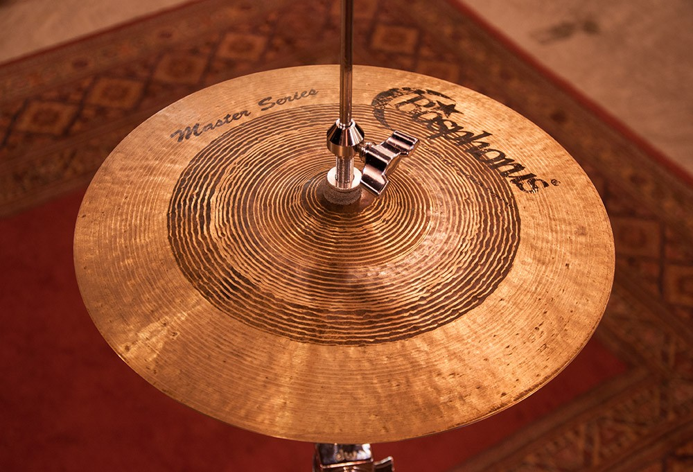 13″ Master Series Hi Hats