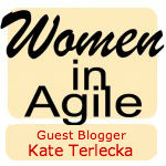 Women in Agile Kate Terlecka