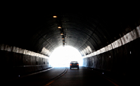 my tunnel vision - by Martin Fisch, cc-by-sa some rights reserved.Cropped, remixed by Deborah Hartmann Preuss.