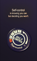 Self control (now available in thermostatformat) #selfcontrol #controls - by Stephen Dann cc-by-sa some rights reserved.remixed by Deborah Hartmann Preuss