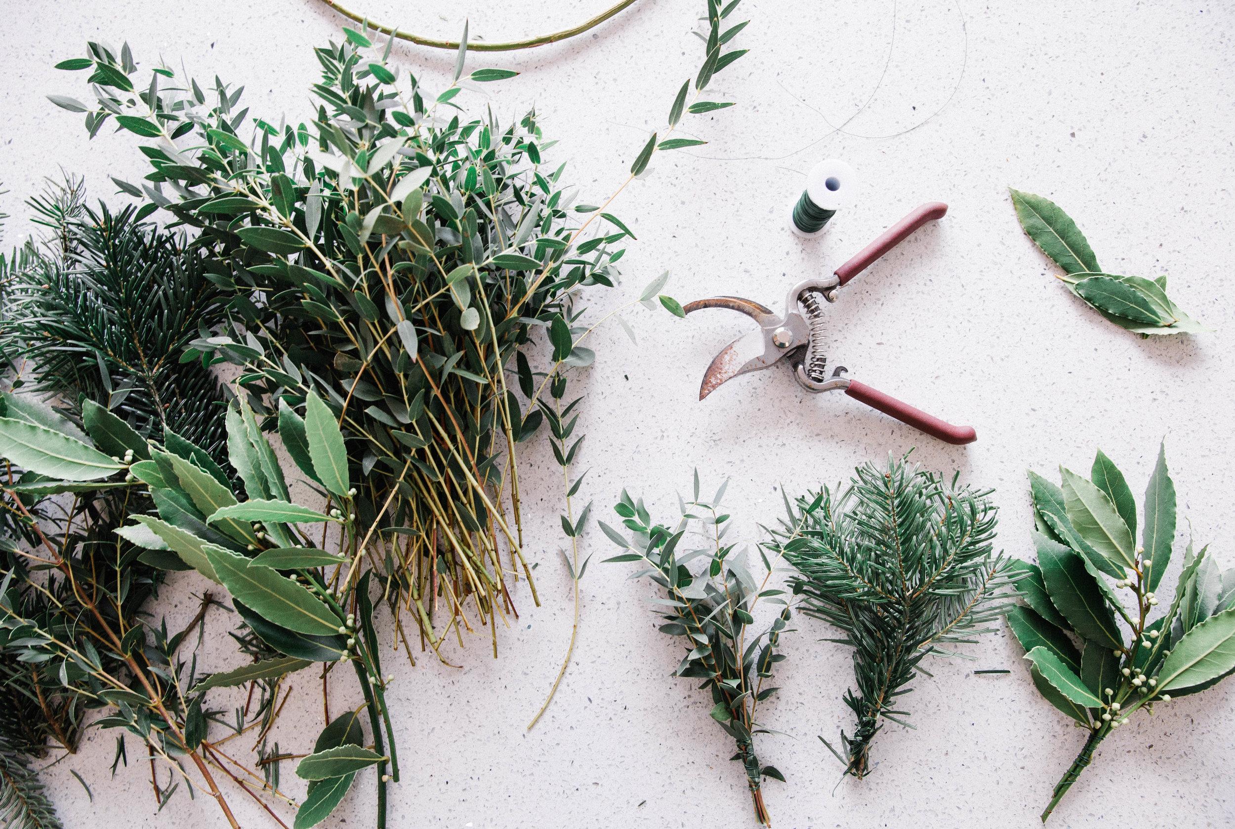 christmas-wreath-making