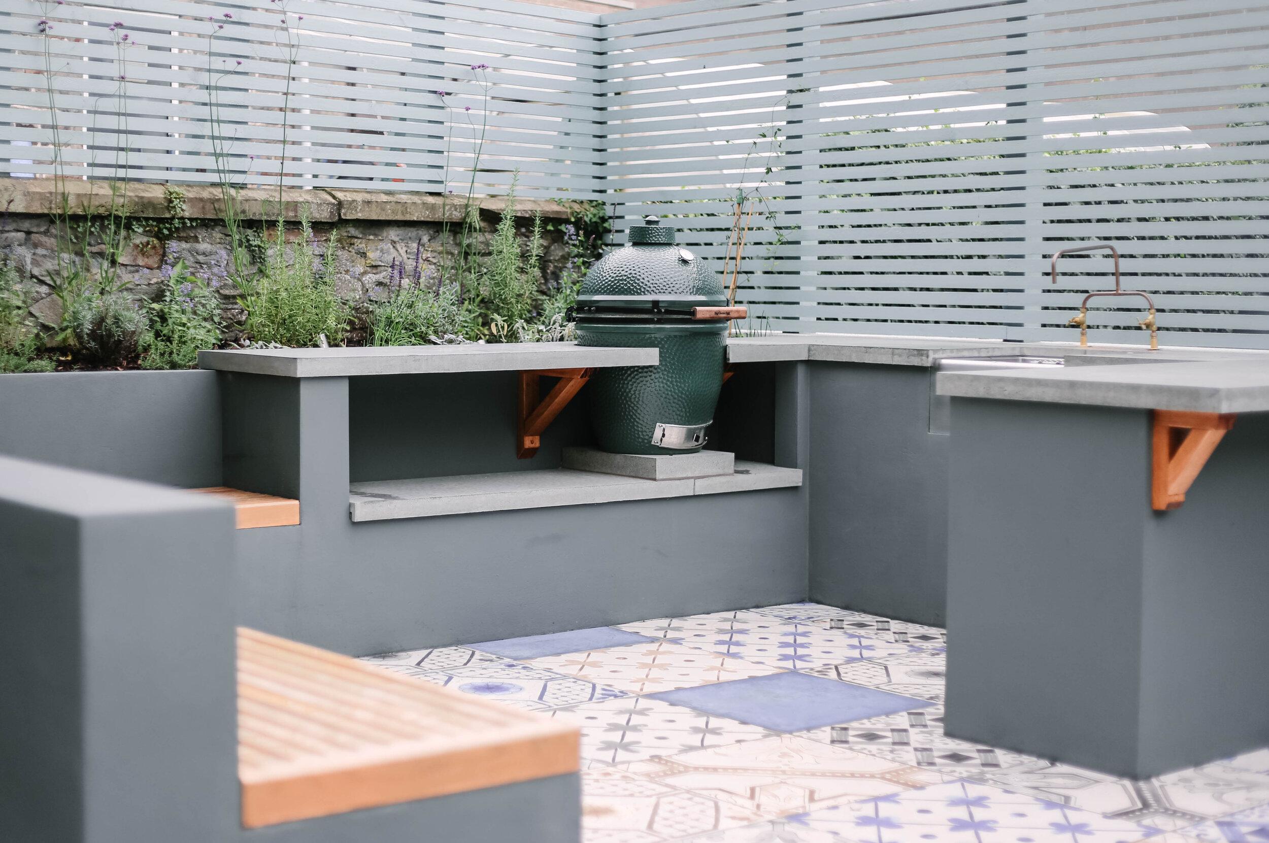 Planning Your Outdoor Kitchen Victoria Wade