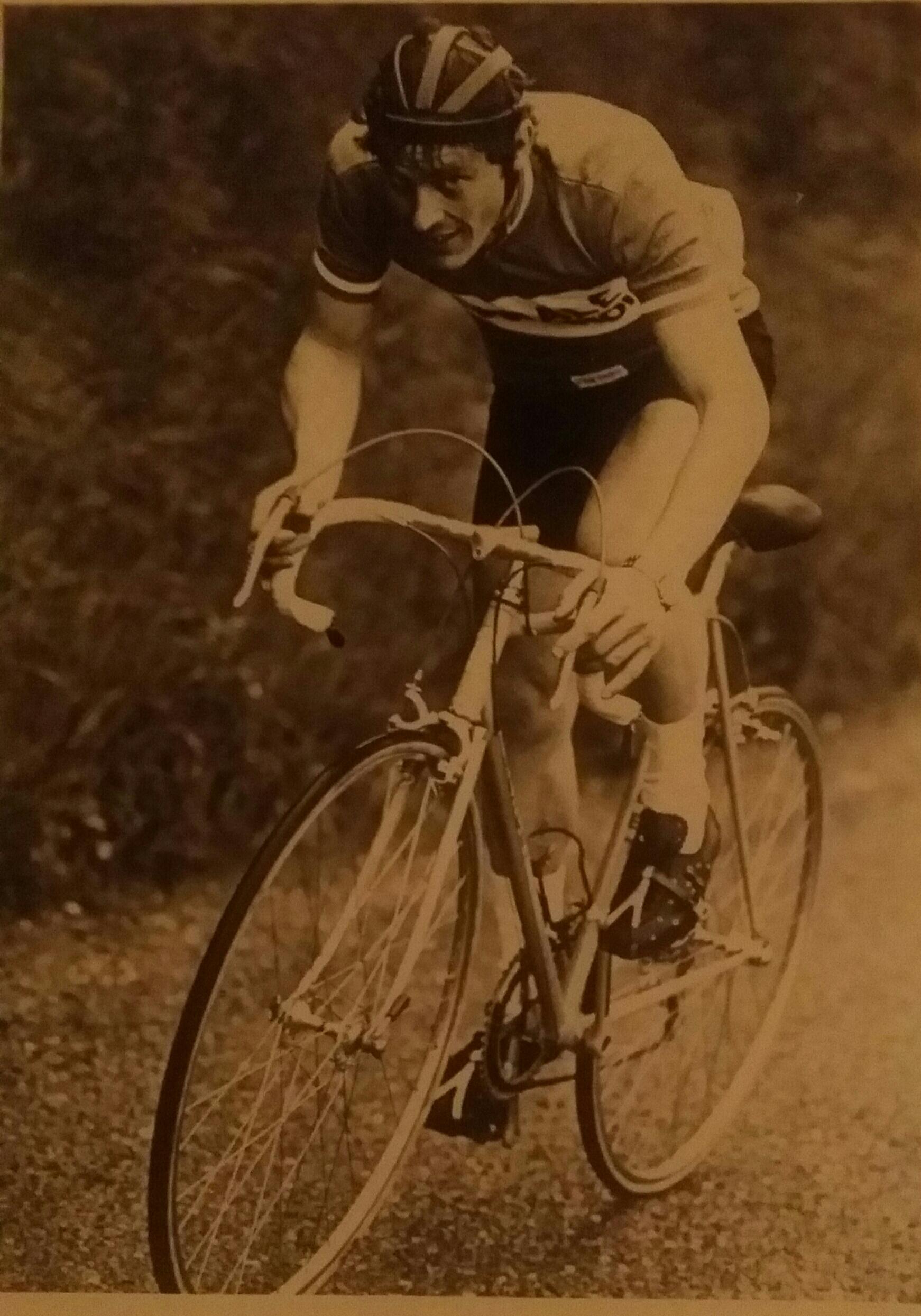 - Membre rescapé Vélo club Lausanne...toujours en activité