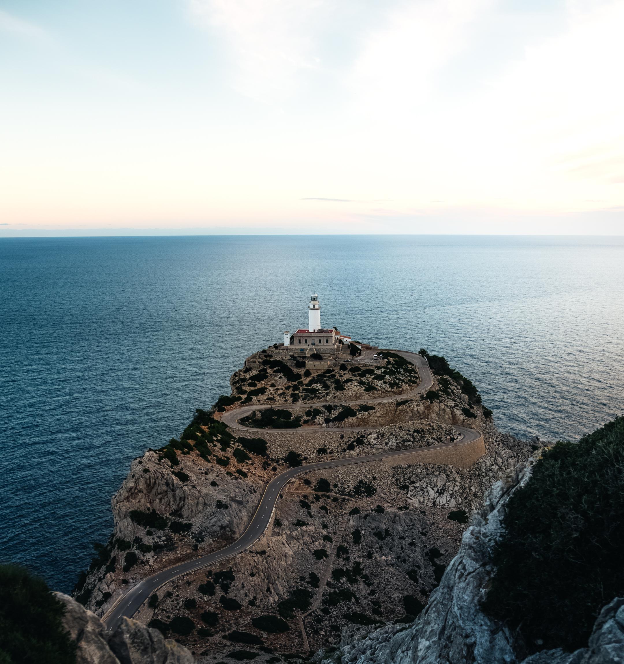 Cap Formentor - 39°57'41.2