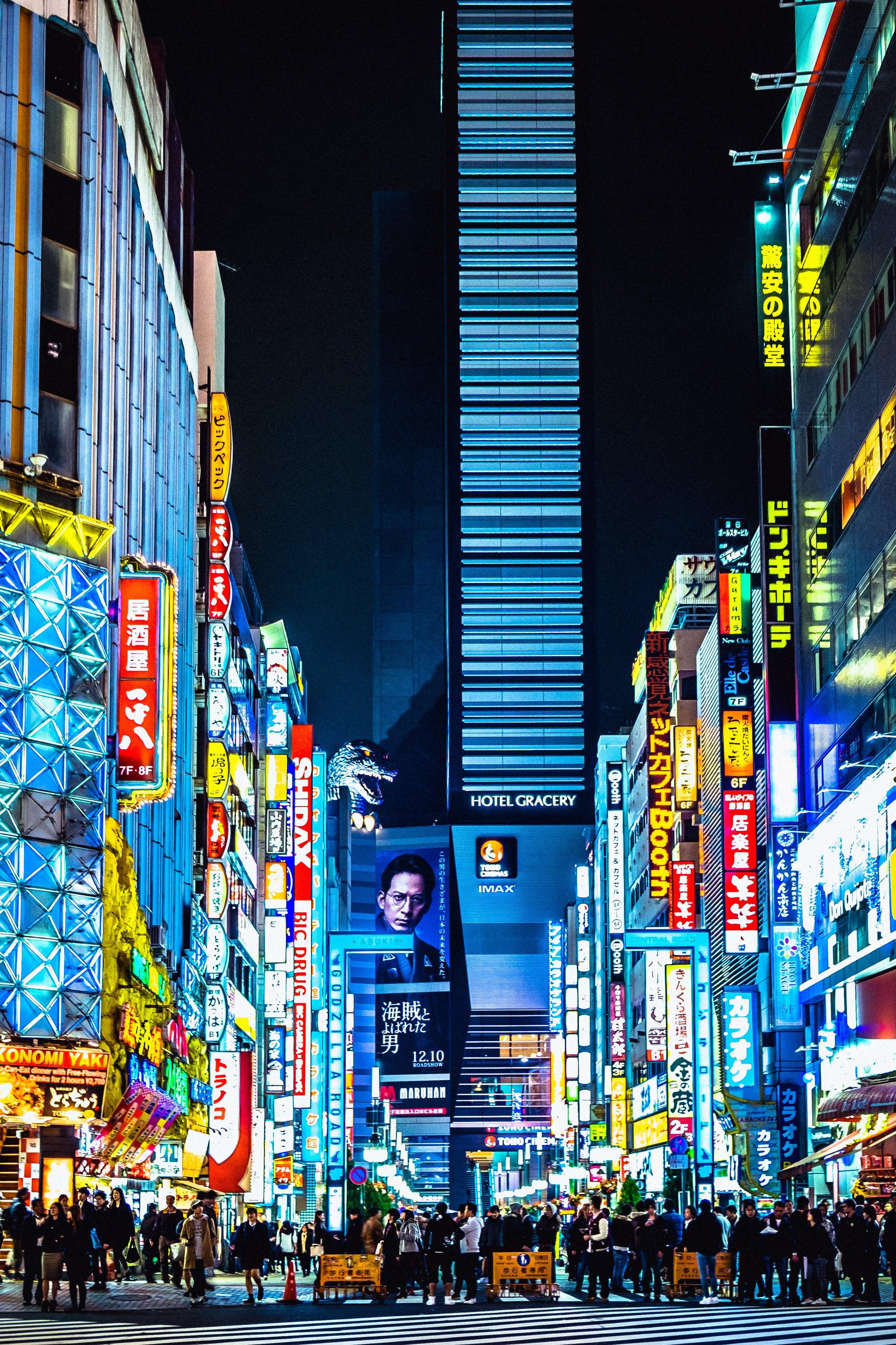 Hong Kong by @erikeastman