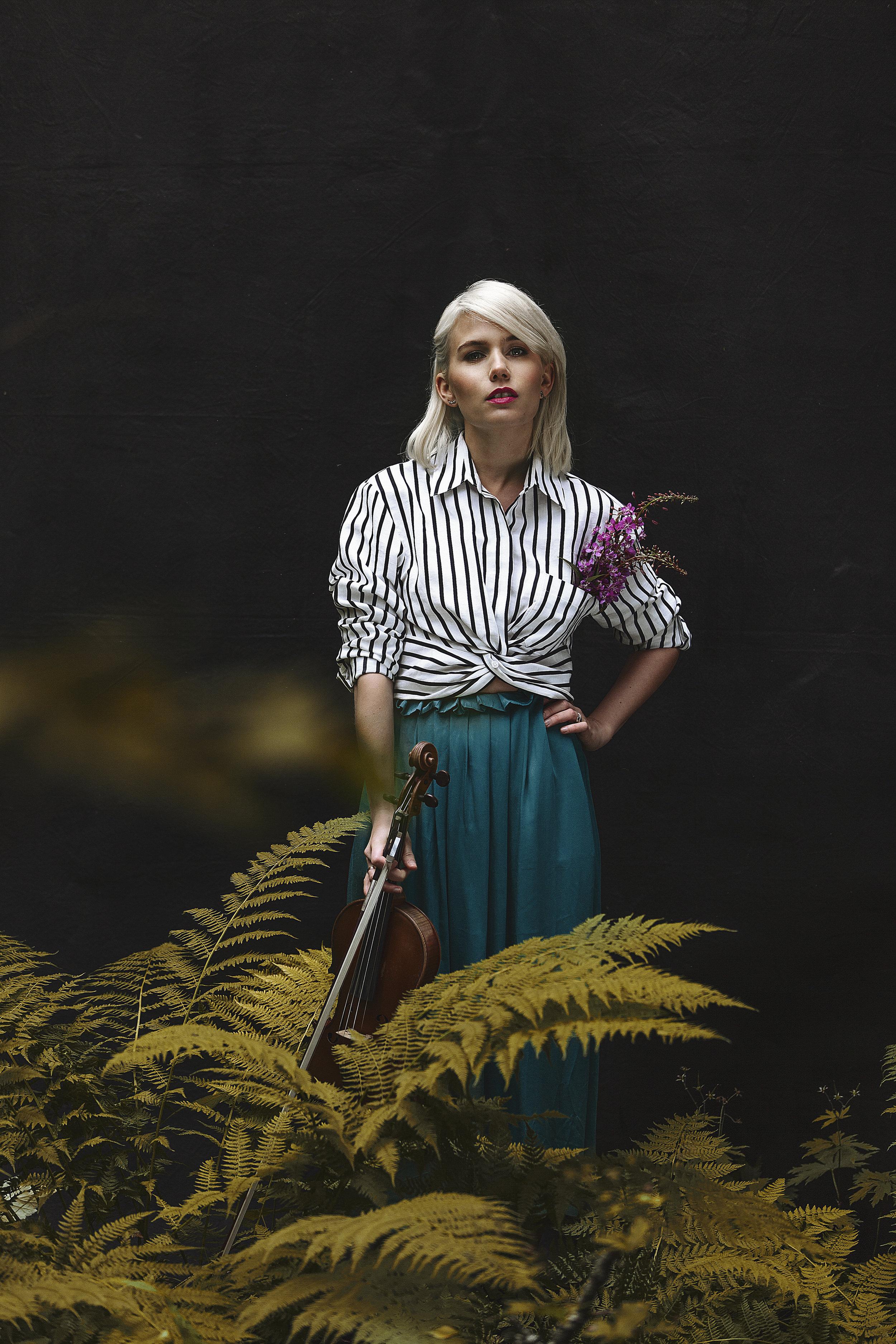 Julie Alapnes. Foto: Eivind Hansen