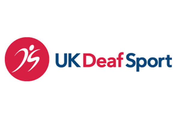 UK Deaf Sport logo