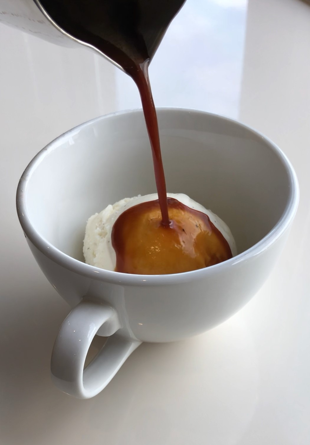 Affogato - The origin of the word Affogato is Italian and literally means