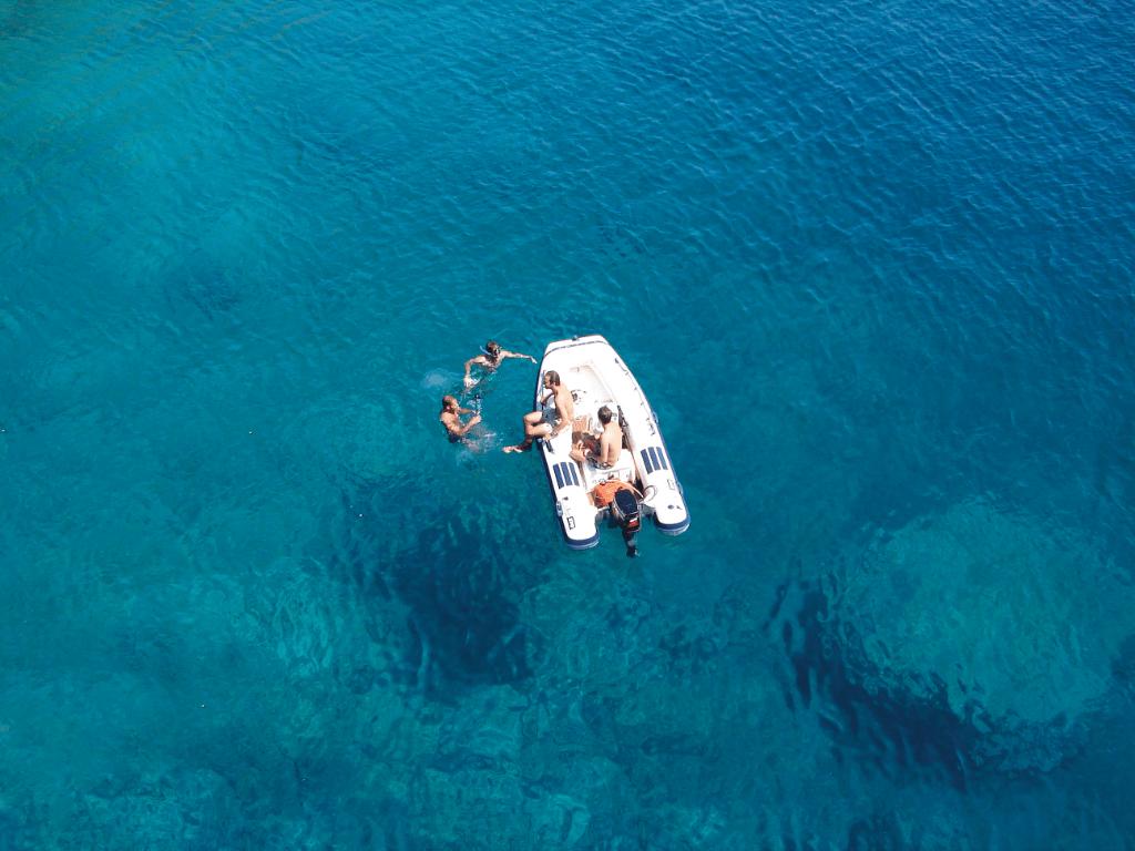 Mykonos - Delos - Rhenia - Mykonos