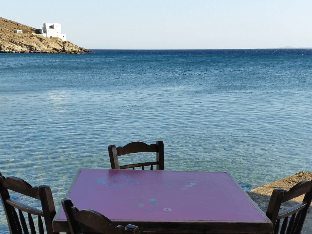 Mykonos - Rhenia - Tinos - Mykonos