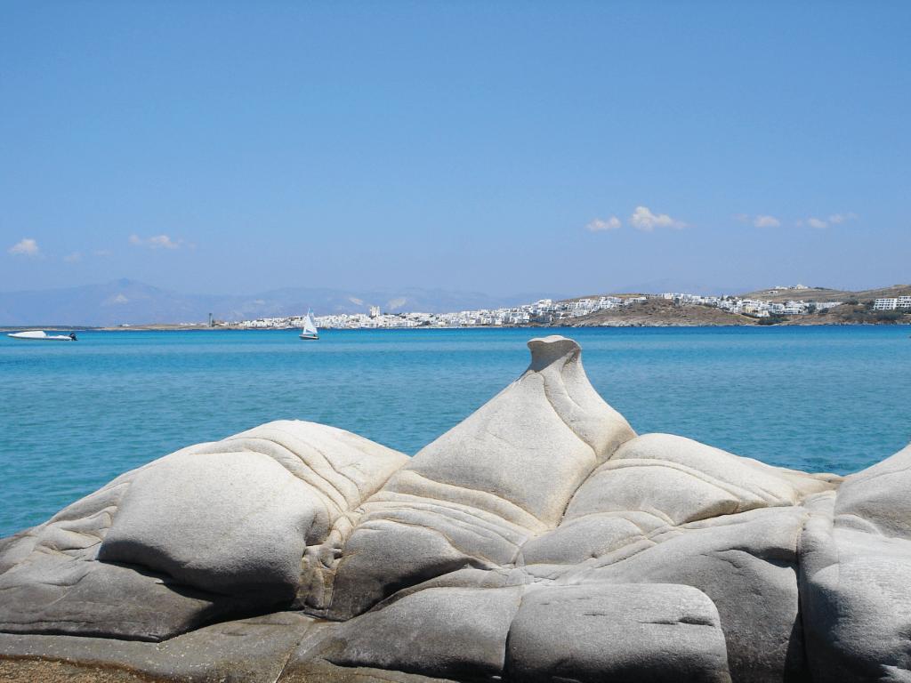 Mykonos - Paros - Mykonos