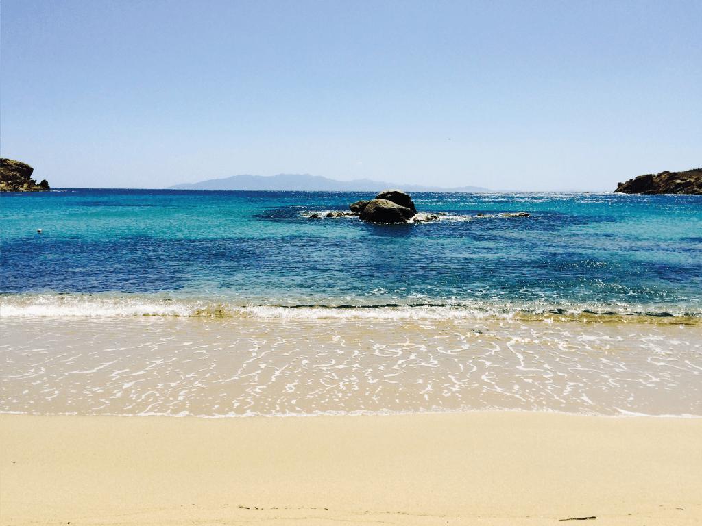 Mykonos - Delos - Rhenia - Paros - Panteronissi - Despotiko - Antiparos - Mykonos
