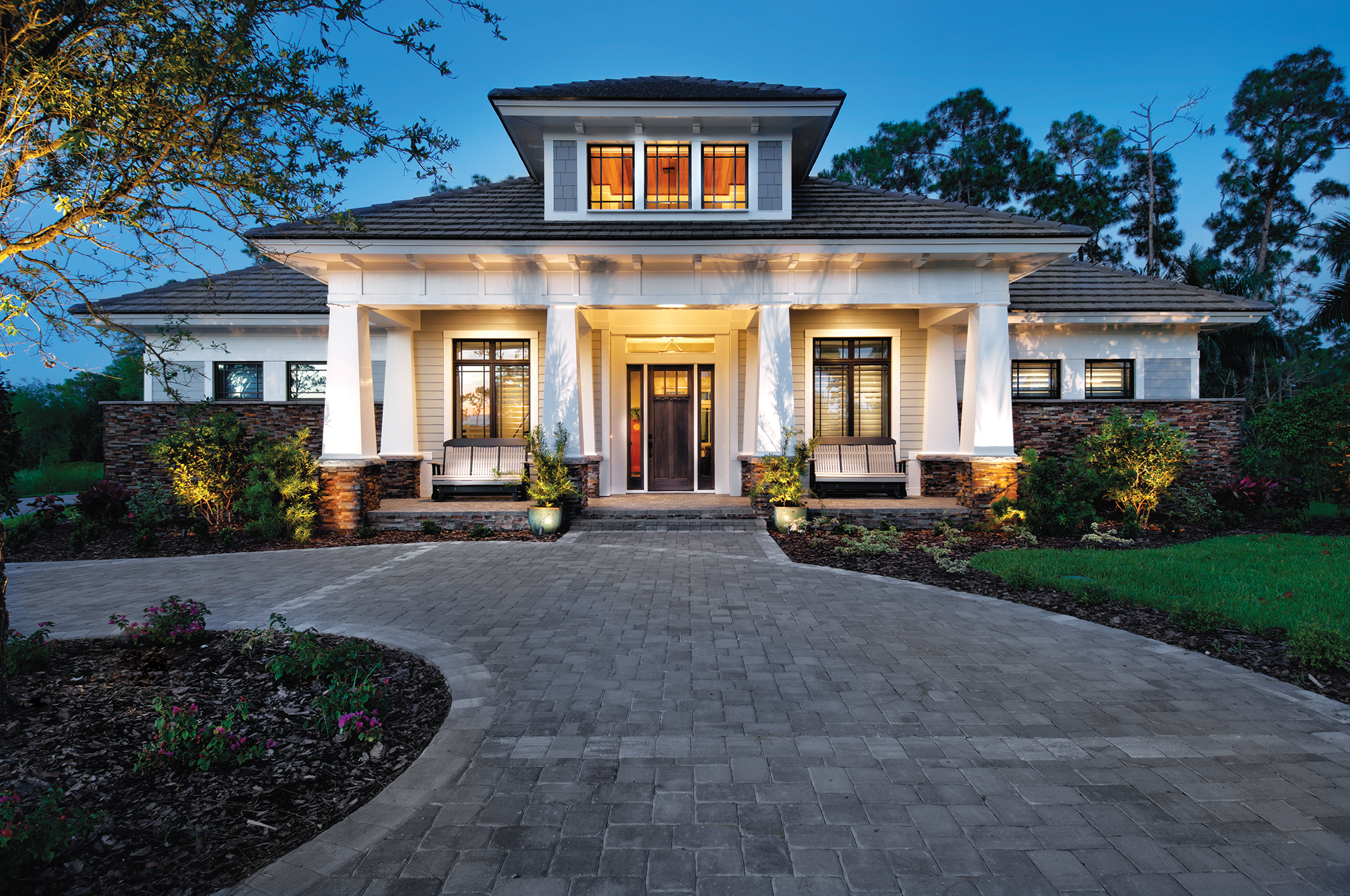 The Sater Design Collection home on the prairie: re-envisioning southwest florida style