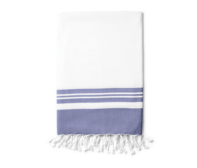 peshtemal in navy The Turkish Towel Co.jpg