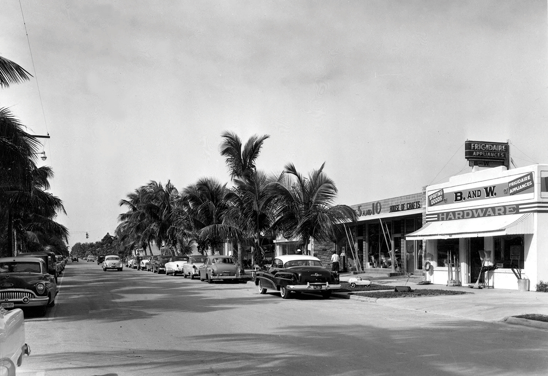 Fifth Avenue South c. 1950s