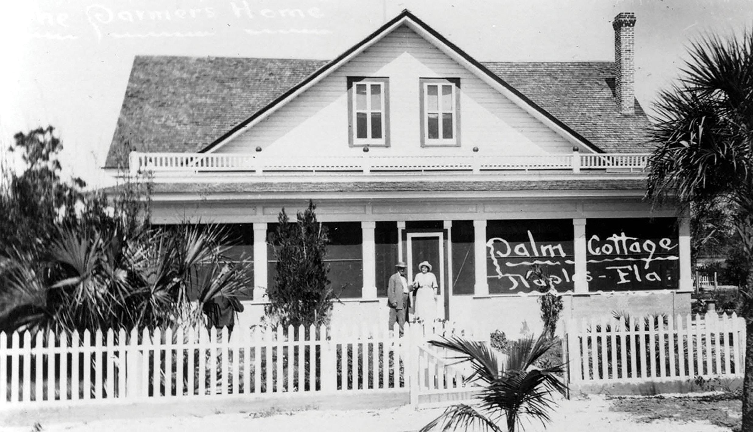 Palm Cottage c. 1912