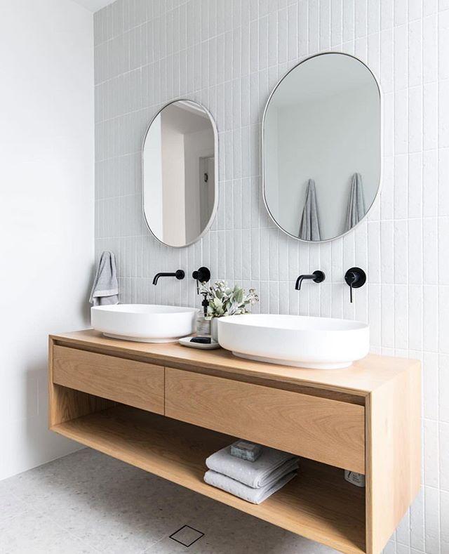 Vanity goals from @the_stables_ ✨ . . . . #yhmagazine #yourhome #magazine #bathroom #bath #vanity #design #decor #designideas #luxury #home #homeideas #sink #bathrooms #homedecor #naplesfl #fl #swfl