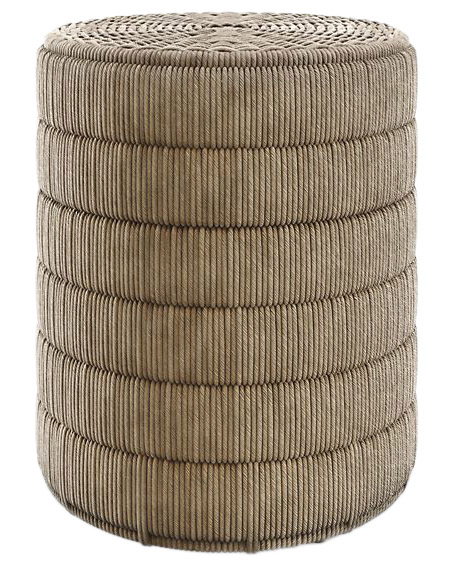 Madura Woven Side Table