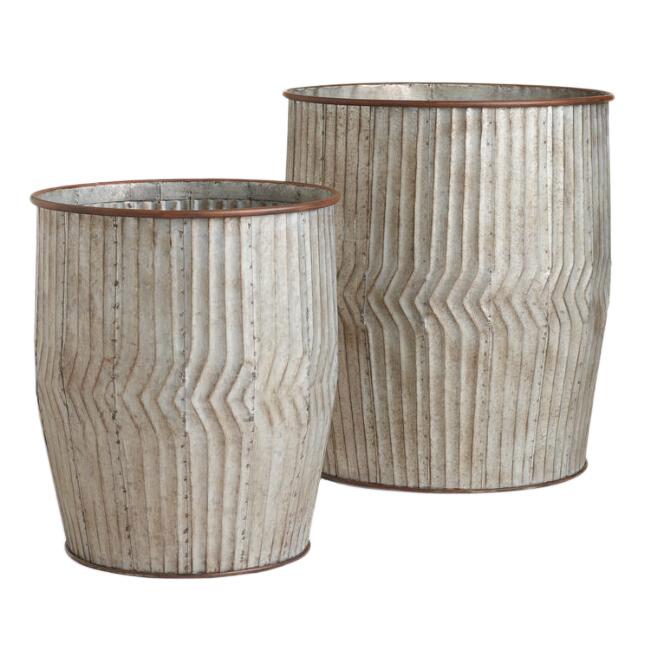 Metal Peyton Barrels