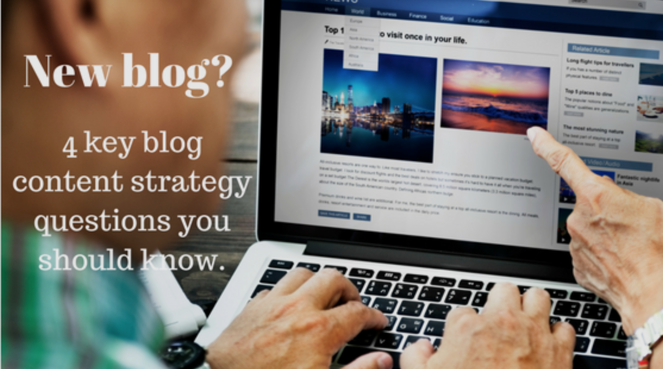 4 Blog Content Strategies