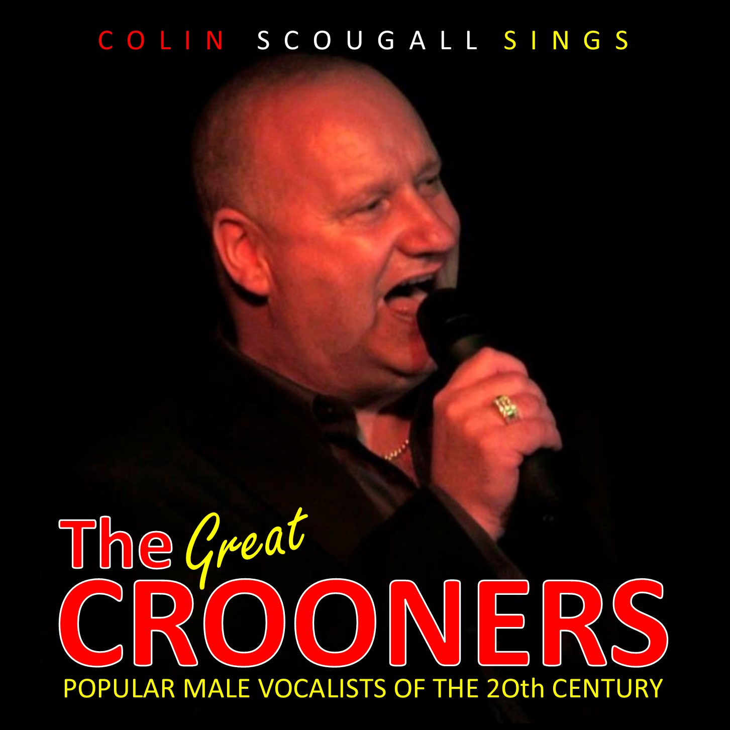 Colin Scougall - The Great Crooners (Album) - Digital Download