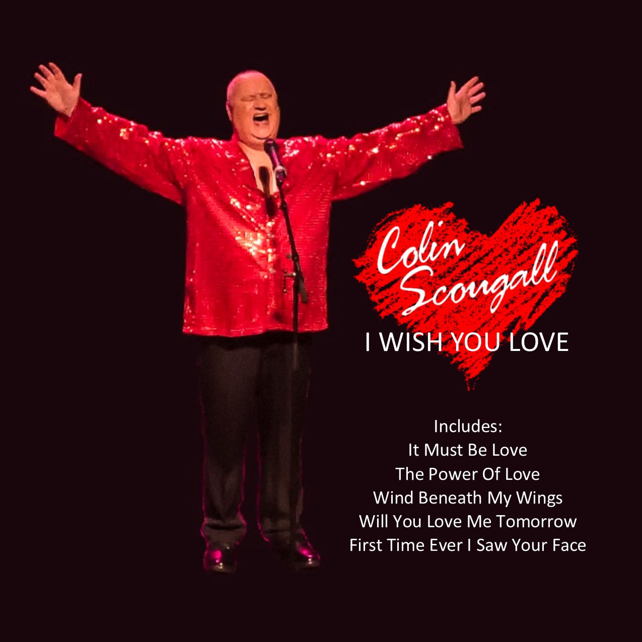 Colin Scougall - I Wish You Love (Album) - Digital Download