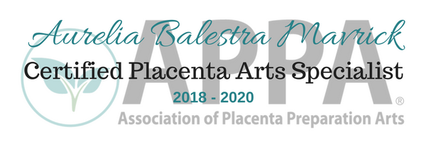 Placenta Encapsulation Certification - Perth Hills Doula