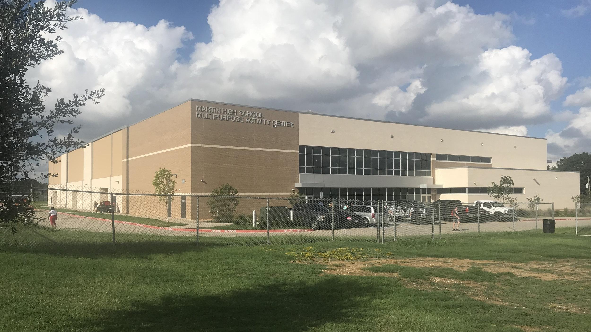 AISD Multipurpose Athletic Complexes -
