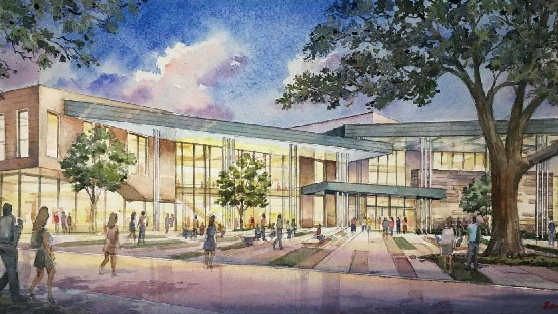 AISD Fine Arts & Athletic Complex -