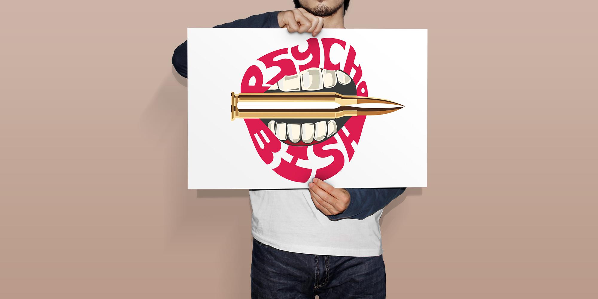 Psycho Bish Poster.png