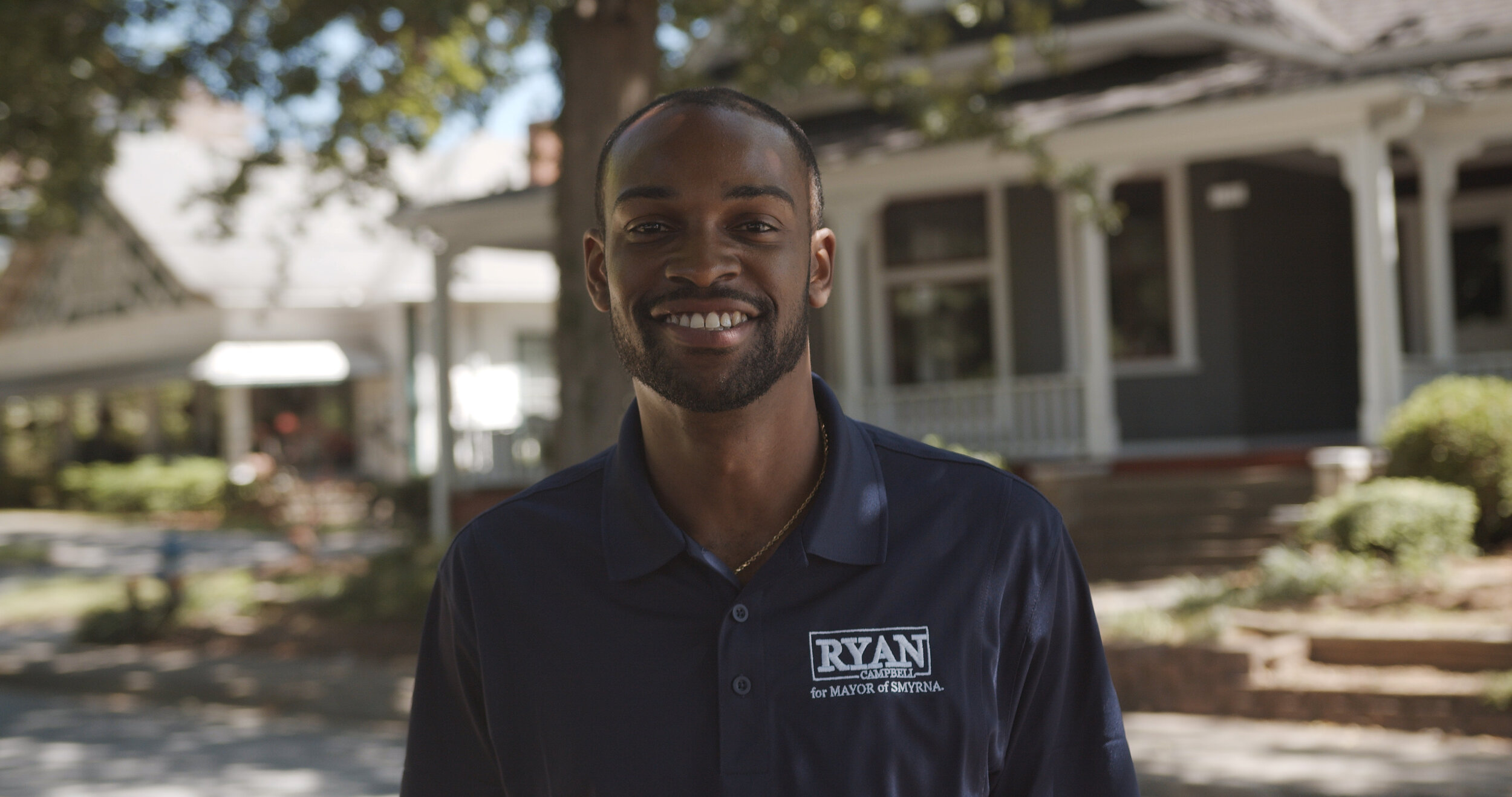 Ryan Campbell for Mayor -