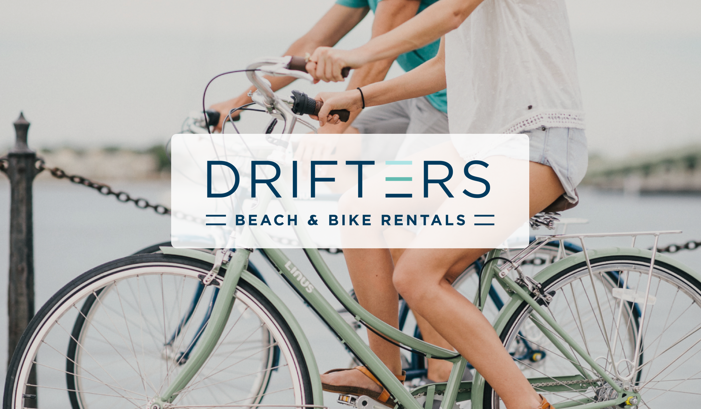 Check out our friends at Drifters for bike and beach rentals - Click here for website
