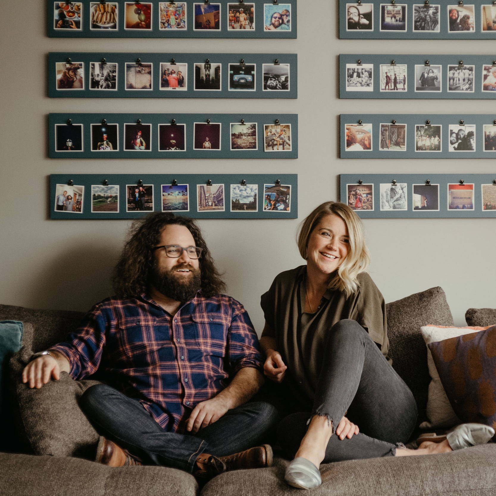 JESSICA EILEEN & BEN MAHONEY - 13 year creative veterans.Lucky to do what we love.We still try to outdo each-other on every shoot.No we aren't married or dating.Love beer and good natural light.