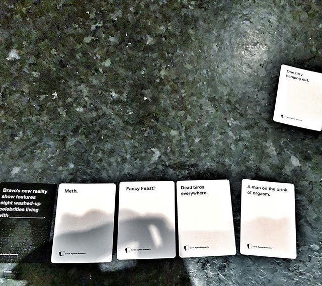 Wednesday's at Twain are for grownups. Team play Cards Against Humanity starting at 7:30 every week. It's a great for groups and first dates- then you can cross the street to @estereo_chicago and get hammered.