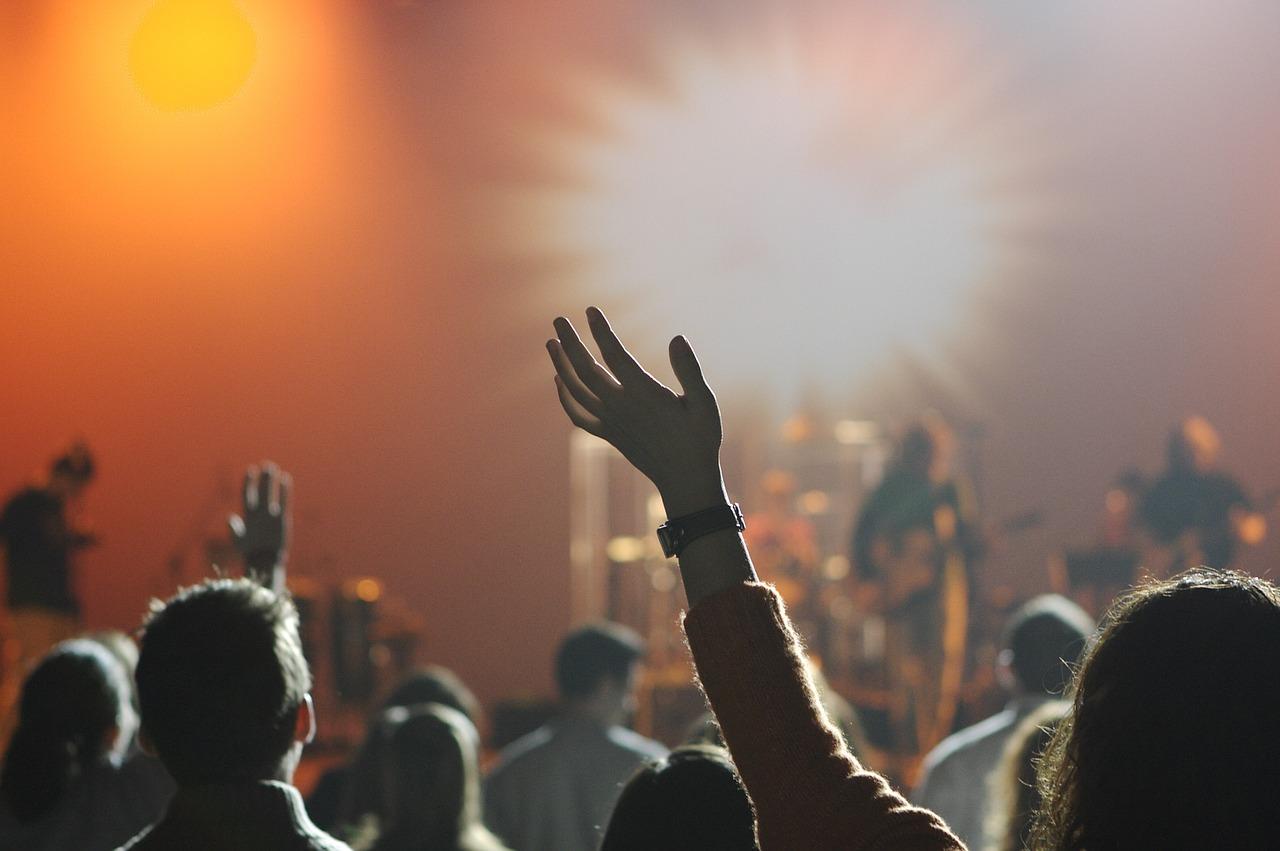 """La música es la banda sonora de la vida"" Dick Clark. Foto: pixabay."