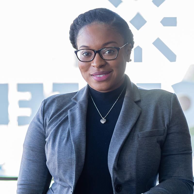 Erica Plybeah Hemphill, CEO & Founder of MedHaul