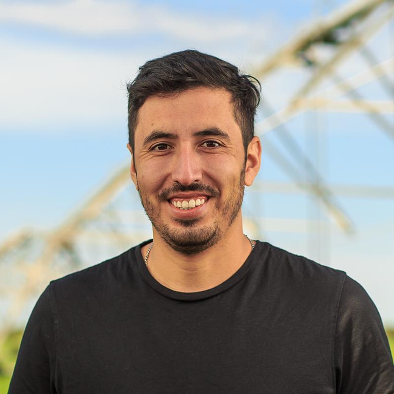 Jairo Trad, Founder and CEO of Kilimo
