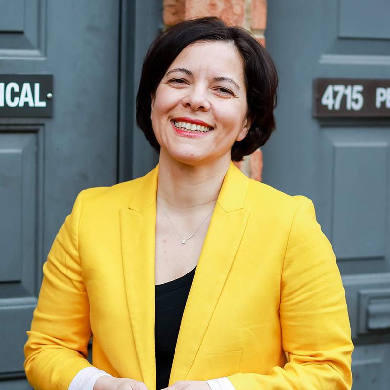 Esra Roan, Co-Founder of SOMAVAC