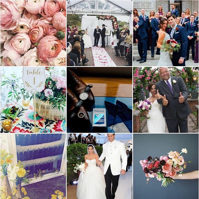 2018 has been amazing! 💛 We can't wait to see where 2019 takes us! #top9 #justjevents