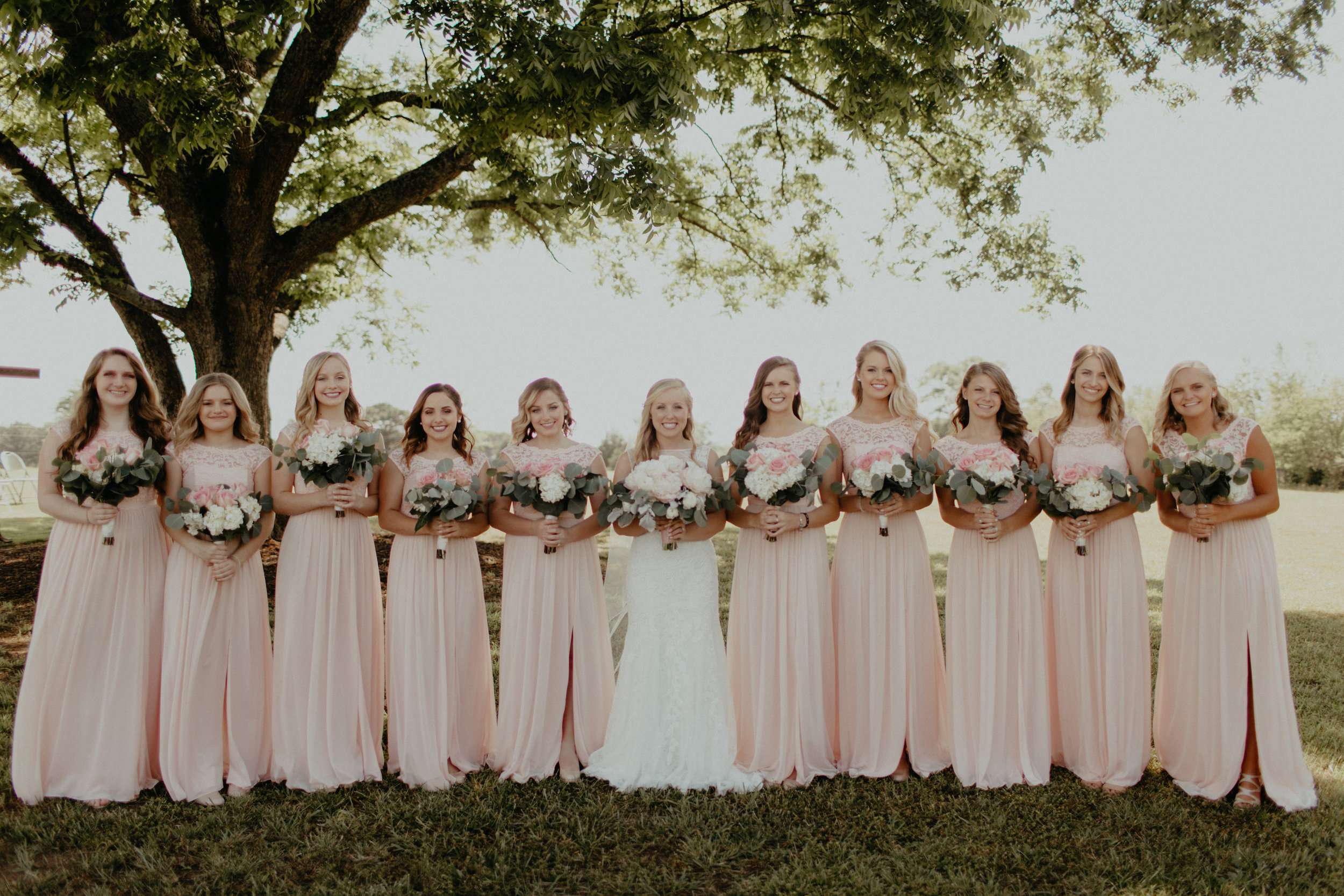 May wedding, photo by Brooke Miller Photography