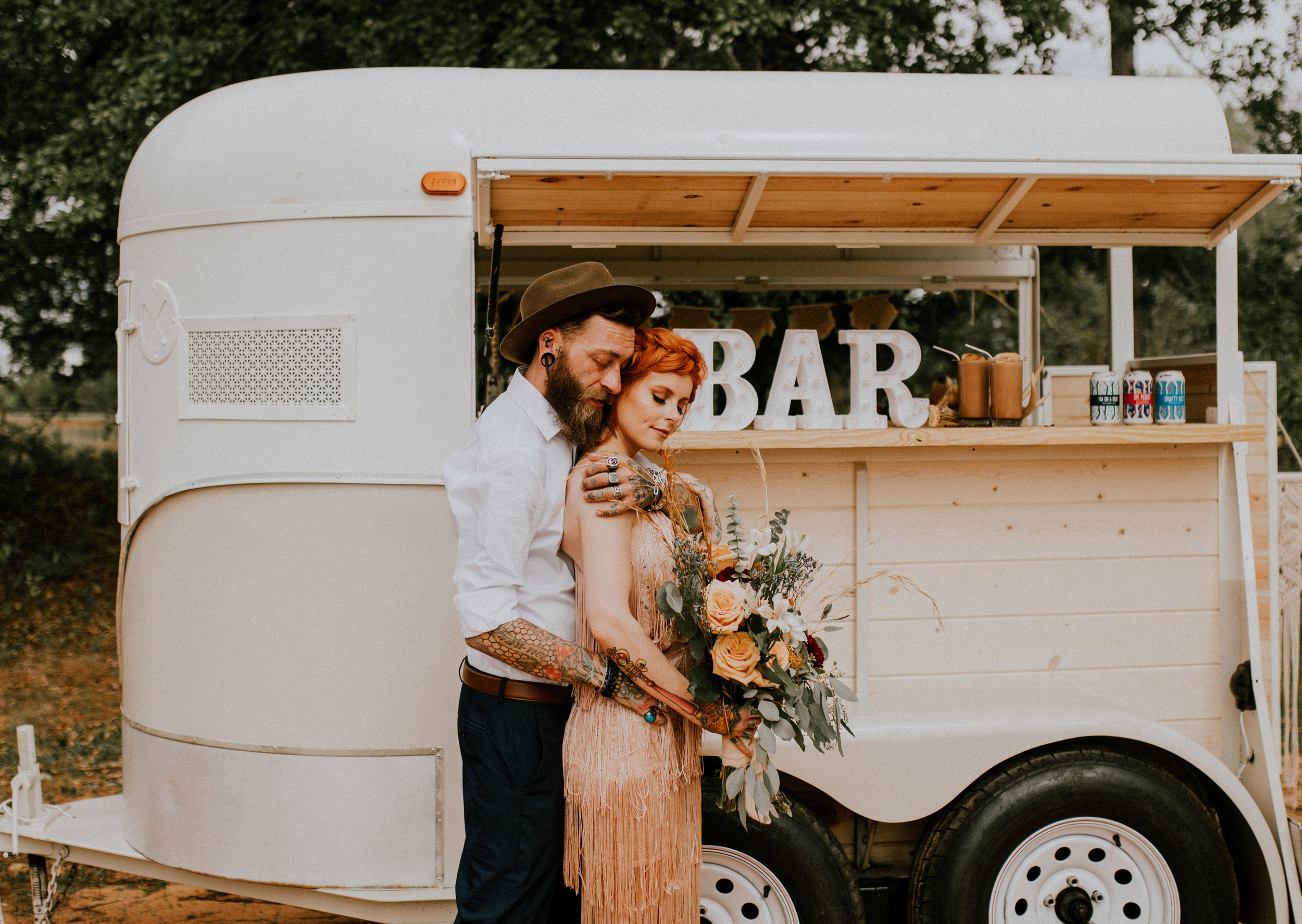 Drinks + Romance for the win! pc: Kendi Austinson Photography